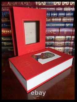 Galilée Signée Par Clive Barker Mint Deluxe Edition Limitée Cloth Hardback 1/150