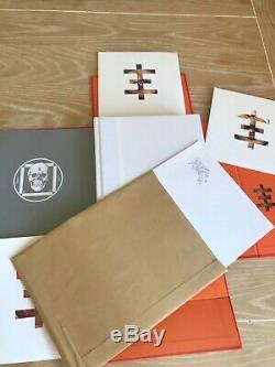 Genesis Breyer P-orridge Signe Deluxe Box Set Throbbing Gristle Topy Coum