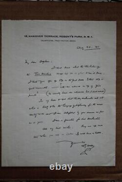 H. G. Wells'the Time Machine', Suntup Deluxe Édition Limitée + Lettre Signée
