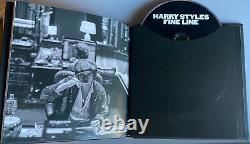 Harry Styles Signé Autographed Deluxe CD Book Fine Line Promo Last One