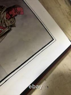 Hellboy Seed Of Destruction Deluxe Edition Signé Mike Mignola Numéroté 332/1000