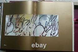 Hunt Slonem, Bunnies, C'est Ed. Livre D'art Et De Table Basse Signé Deluxe