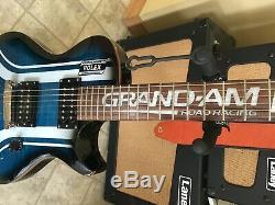 Impeccable 2013 Prs Se Grand-am Guitare Électrique Autographié Par Jonny Lang