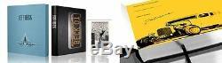 Jeff Beck Beck01 Genesis Publications Signé Deluxe Limited 350 Épuisé