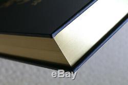 Jimmy Page Signe L'anthologie Deluxe Copie 21/350 Genesis Publications Led Zep