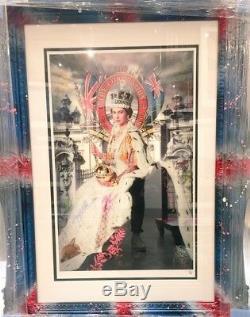 Jj Adams Limited Edition'queen Couronnement Deluxe Edition. 1 De Seulement 53. Coa