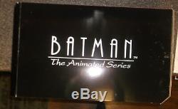 Kevin Conroy Signé Le 24 Pouces Animé Deluxe Batmobile Batman Jsa Coa Loa New Nib