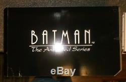 Kevin Conroy Signé Le 24 Pouces Animé Deluxe Batmobile Batman New Jsa Coa Loa Nouveau