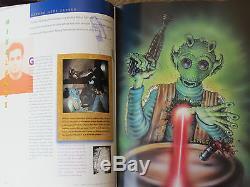 L'art De Star Wars Galaxy Deluxe Limited Edition 733/1000 Signée Par Moebius Ua