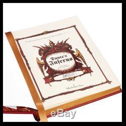 L'enfer De Dante Signe Cuir Sealed Bound Easton Press Deluxe Limitée 1/1200