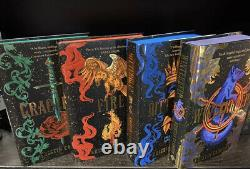 L'ensemble Graceling Realm Deluxe Exclusive Signed Limited Edition Fairyloot Set