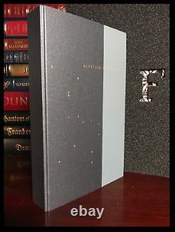 L'espace De L'apocalypse Signé Par Alastair Reynolds Nouveau Foruli Deluxe Limited 1/750