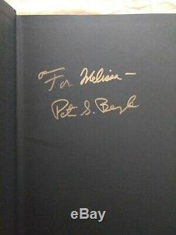 La Dernière Licorne Deluxe Signé First Edition Graphic Novel, Relié