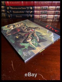 Lancer Cuivre Signé Par Direct Ed + New Lp & CD Deluxe 25th Anniversary Box Set