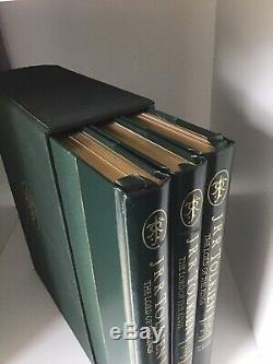Le Seigneur Des Anneaux Edition Deluxe Signé Par Alan Lee, N ° 34 De Seulement 250