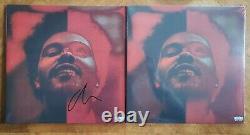 Le Week-end Après Des Heures Deluxe Lp Vinyl Enregistrement Signé Autographe Autographiée