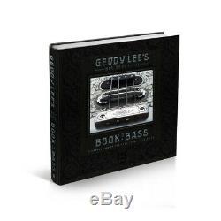 Lee Geddy Big Beautiful Book Basse Rare Autographié Signé Limitée Ed Deluxe Set