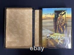 Litter Soeur D'eluria Deluxe #256/1250 Signé Par Stephen King & Michael Whelan
