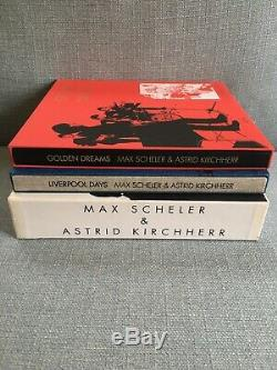 Liverpool Jours Golden Dreams Astrid Kirchherr Genesis Publications Deluxe Signé
