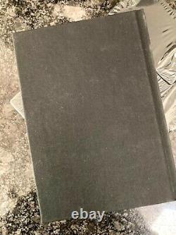 Lou Reed Le Corbeau Signé/numéroté 138/250 Deluxe Ltd Ed