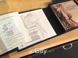 Michael Parkes Deluxe Edition Livre Ex Libris Stone Lithograph Avec Coa