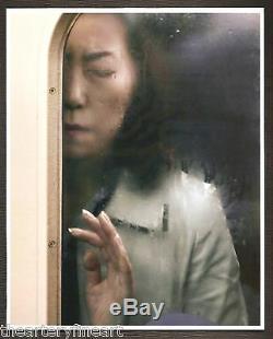 Michael Wolf Tokyo Compression 2010 Livre Deluxe 1ère Édition W Photo Signée