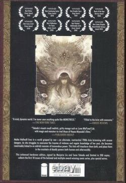Monstress Hardcover Volume 1 Deluxe Signed Limited Edition Of 500 / Reps #1-18