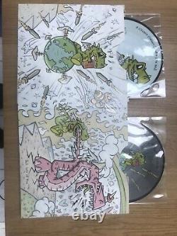 Motion City Soundtrack-my Dinosaur Life 7 Vinyl Deluxe Box Set Edition Limitée