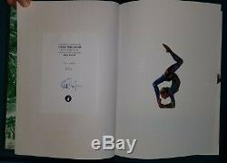 Nick Mason Envers Genesis Publications Pink Floyd Deluxe Signé