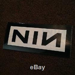 Nine Inch Nails Signé Et Tout Ce Qui Aurait Pu Être Deluxe CD