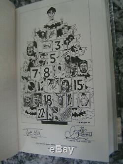 Nos4a2 Wra1th Par Joe Hill Signées Et Numérotées (# 749) Édition De Luxe Limitée Idw