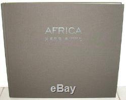 Nouveau Partiellement Cachetée Et Signée Numéroté Herb Ritts Afrique Deluxe Ed Slipcase
