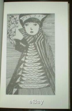 Original Madge Gill Illustration, Signe, De Luxe, De 1 À 75, Myrninerest, Art Brut