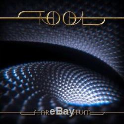 Outil Fear Inoculum Signée En En Deluxe Edition Rare! Collectionneurs Alex Gray