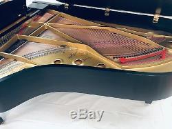 Piano Signé Par Frank Sinatra Et Tony Bennett, Yamaha C7 Grand Objet Rare Collector