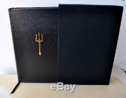 Queen Of Hell Mark Alan Smith Deluxe En Cuir Ltd Ed 1/81 Ixaxaar Hécate Grimoire