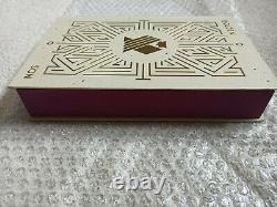 Rouge Insurrection / Golden Son / Morning Star Pierce Brown Signés Fairyloot Deluxe Ltd Ed