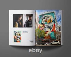 Sandra Chevrier Cages Deluxe Edition Monographie Livre Avec Mini-print S/n X/200