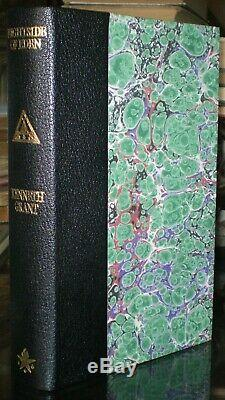 Signe De Luxe Ed, 1 111, Nightside Of Eden, Kenneth Grant, Occulte, Qliphoth