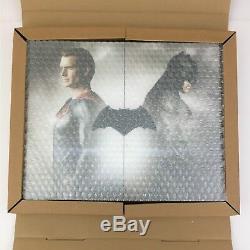 Signé Deluxe Ben Affleck Henry Cavill Gal Gadot Batman V Superman Wonder Woman