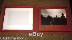 Signé Kenro Izu Places 1er Sacre / 1er Deluxe Ltd Ed De Seulement 100 Withsigned Imprimer