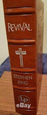 Signe Nouvelle Typo Pub Revival King Stephen Limited En Slipcase Deluxe S / O