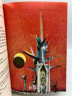 Signes Easton Press Ray Bradbury Chroniques Martiennes Collectionneurs Deluxe Edition Ca