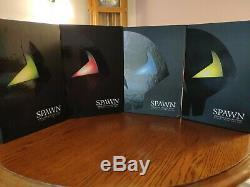 Spawn Origins Deluxe Signée Et Numérotée Relié Volume 1,2,3,4