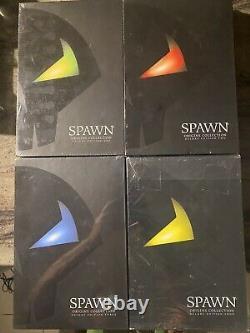 Spawn Origins, Rare, Limitée Signé Édition Deluxe Spawn #1-4