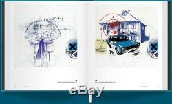 Stanley Donwood IL N'y Aura Pas Quiet Deluxe Livre Avec Imprimé Signé Radiohead
