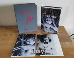 Stephen King A Signé Les Tommyknockers Deluxe Lettered 1/26 Edition C/w Art