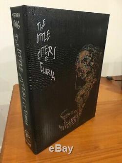 Stephen King Les Petites Sœurs D'éluria Deluxe Signée Ltd Ed Grant 917/1250