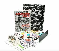 Sticker D'invasion De L'espace Signé Feuille W Sticker Up Stickers Vol 2 Deluxe Set