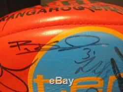 Sydney 2005 Team Premiership Signé Officiel Grande Finale Sherrin Football -ten